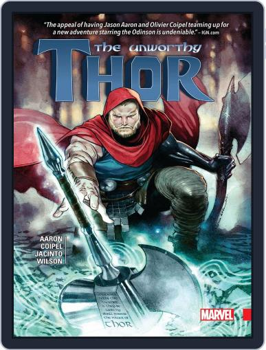 The Unworthy Thor (2016-2017) (Digital) May 24th, 2017 Issue Cover