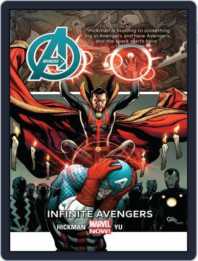 Avengers (2012-2015) (Digital) November 5th, 2014 Issue Cover