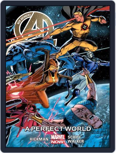 New Avengers (2013-2015) (Digital) November 5th, 2014 Issue Cover