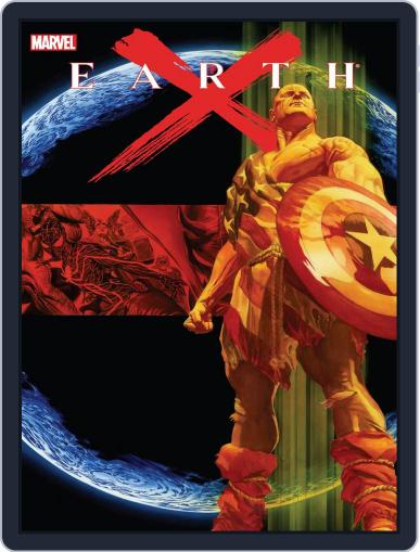 Earth X (Digital) February 9th, 2012 Issue Cover