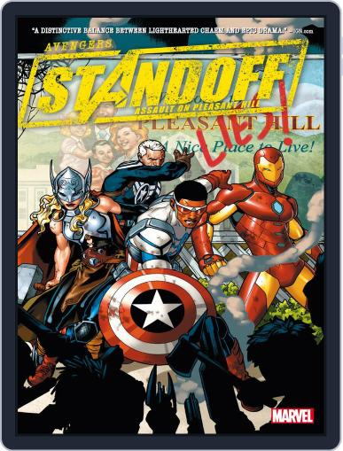 Avengers Standoff: Welcome To Pleasant Hill (Digital) May 3rd, 2012 Issue Cover