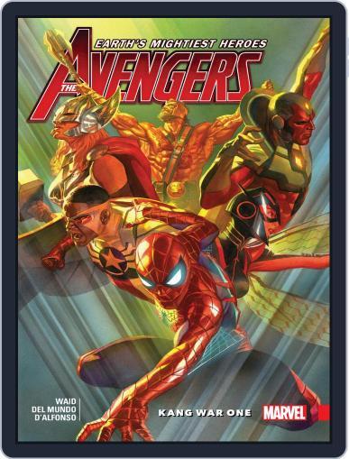 Avengers (2016-) (Digital) June 21st, 2017 Issue Cover