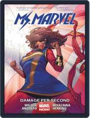 Ms. Marvel (2014-2015) (Digital) Subscription July 19th, 2017 Issue