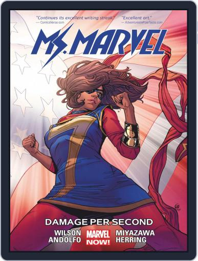 Ms. Marvel (2014-2015) (Digital) July 19th, 2017 Issue Cover