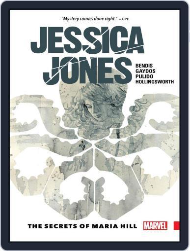 Jessica Jones (2016-2018) (Digital) November 29th, 2017 Issue Cover