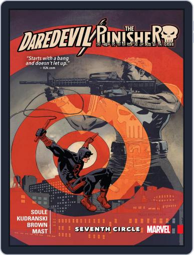 Daredevil/Punisher: Seventh Circle Infinite Comic (Digital) October 19th, 2016 Issue Cover