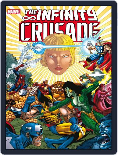 Infinity Crusade February 21st, 2013 Digital Back Issue Cover