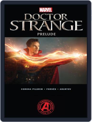 Marvel's Doctor Strange Prelude (2016) (Digital) October 5th, 2016 Issue Cover