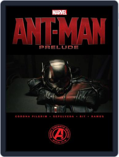 Marvel's Ant-Man Prelude (Digital) June 10th, 2015 Issue Cover