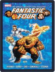 Fantastic Four (1998-2012) (Digital) Subscription October 17th, 2013 Issue