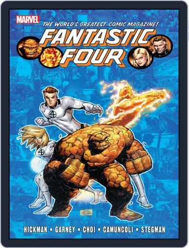 Fantastic Four (1998-2012) (Digital) October 17th, 2013 Issue Cover