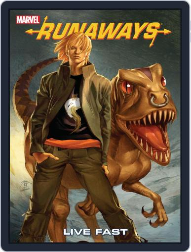 Runaways (2003-2004) (Digital) November 22nd, 2012 Issue Cover