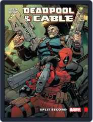 Deadpool & Cable: Split Second Infinite Comic (Digital) Subscription April 20th, 2016 Issue