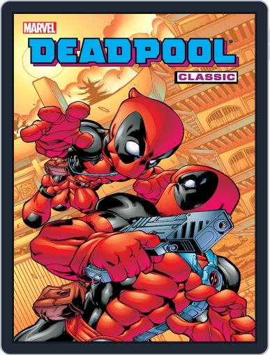 Deadpool Classic October 31st, 2013 Digital Back Issue Cover