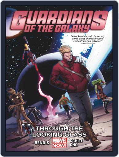 Guardians of the Galaxy (2013-2015) (Digital) September 30th, 2015 Issue Cover
