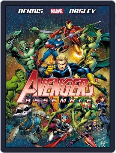Avengers Assemble July 18th, 2013 Digital Back Issue Cover