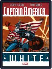 Captain America: White (Digital) Subscription February 17th, 2016 Issue