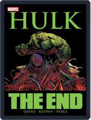 Incredible Hulk: The End (Digital) Subscription August 14th, 2014 Issue