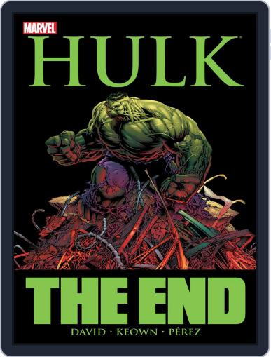 Incredible Hulk: The End (Digital) August 14th, 2014 Issue Cover