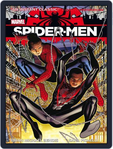 Spider-Men (Digital) June 13th, 2013 Issue Cover