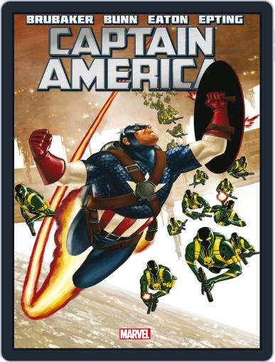 Captain America (2011-2012) (Digital) September 19th, 2013 Issue Cover
