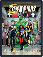 Champions (2016-) (Digital) Subscription May 3rd, 2017 Issue