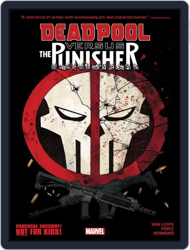 Deadpool vs. The Punisher (2017) (Digital) August 30th, 2017 Issue Cover