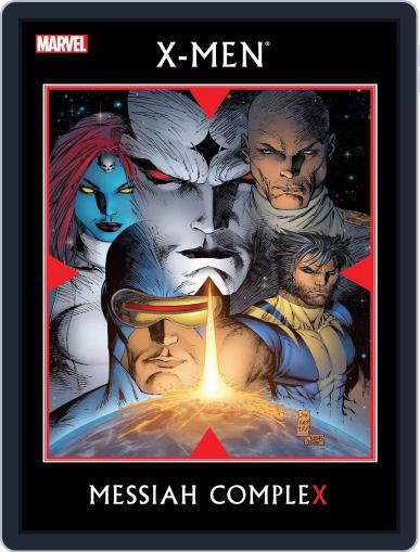 X-Men: Messiah Complex November 17th, 2011 Digital Back Issue Cover