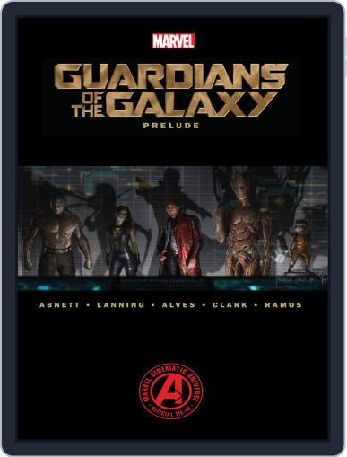 Marvel's Guardians of the Galaxy Prelude (2014) (Digital) July 2nd, 2014 Issue Cover