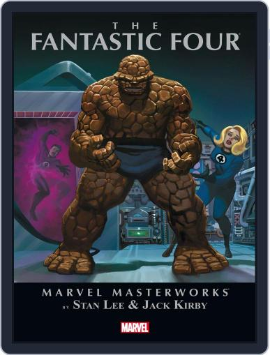 Fantastic Four (1961-1996) (Digital) August 30th, 2019 Issue Cover