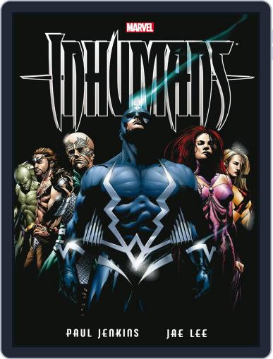 Inhumans (1998-1999) February 6th, 2014 Digital Back Issue Cover