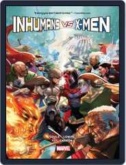 Inhumans Vs. X-Men (2016-2017) (Digital) Subscription July 5th, 2017 Issue