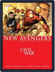 New Avengers (2004-2010) (Digital) Subscription January 19th, 2012 Issue