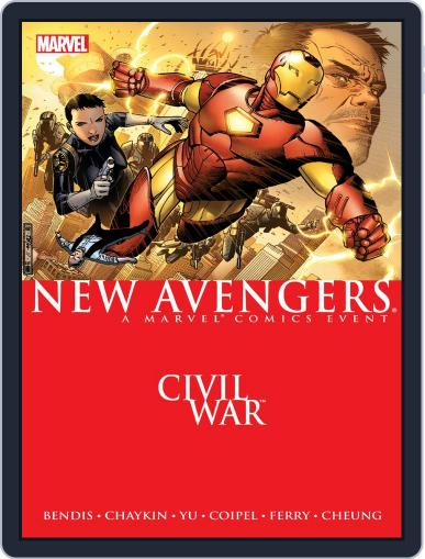 New Avengers (2004-2010) (Digital) January 19th, 2012 Issue Cover
