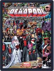 Deadpool (2012-2015) (Digital) Subscription July 23rd, 2014 Issue