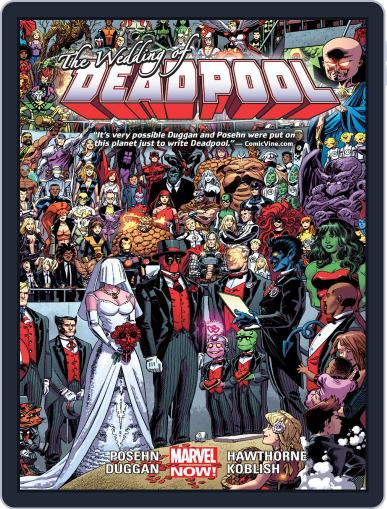 Deadpool (2012-2015) (Digital) July 23rd, 2014 Issue Cover