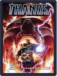 Thanos (2016-2018) (Digital) Subscription June 27th, 2018 Issue