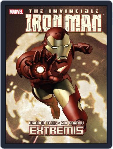 Iron Man (2004-2007) November 3rd, 2011 Digital Back Issue Cover