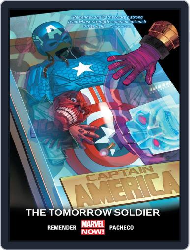 Captain America (2012-2014) (Digital) December 24th, 2014 Issue Cover