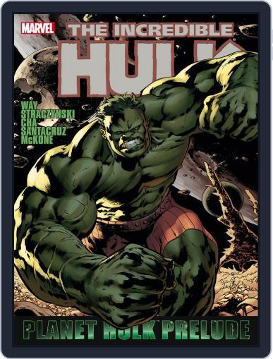 Incredible Hulk (1999-2007) (Digital) February 23rd, 2012 Issue Cover