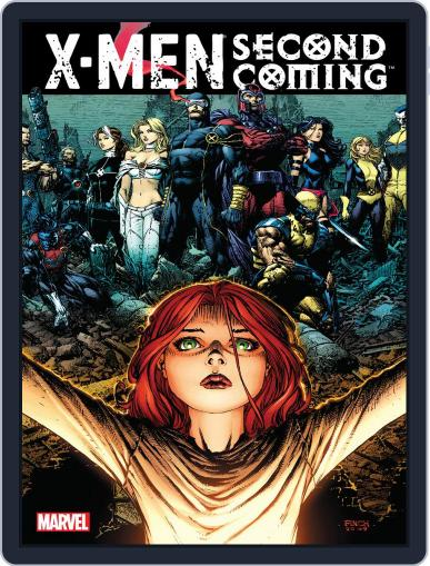 X-Men: Second Coming February 23rd, 2012 Digital Back Issue Cover