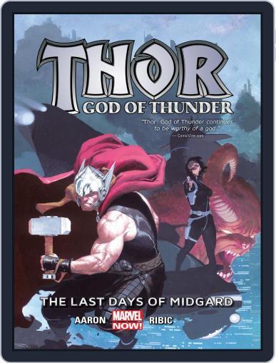 Marvel's Thor: Ragnarok Prelude (2017) (Digital) October 4th, 2017 Issue Cover