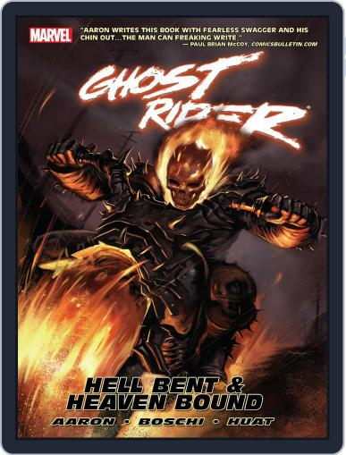 Ghost Rider (2006-2009) (Digital) October 9th, 2014 Issue Cover
