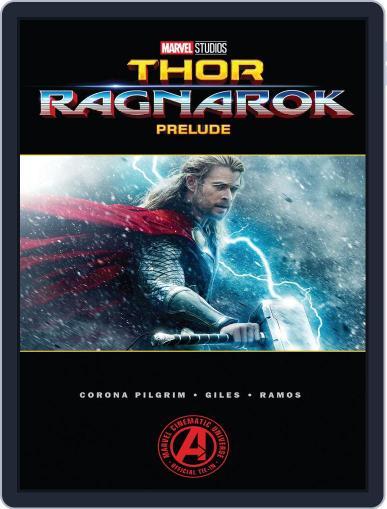 Thor: God of Thunder (Digital) November 19th, 2014 Issue Cover