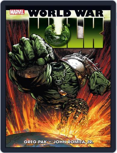 World War Hulk (Digital) October 6th, 2011 Issue Cover