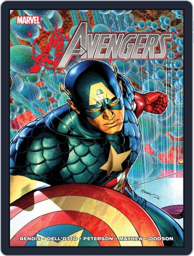 New Avengers (2010-2012) (Digital) August 22nd, 2013 Issue Cover