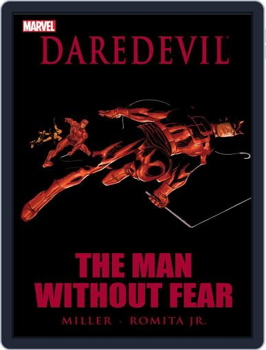 Daredevil: The Man Without Fear (1993-1994) (Digital) January 30th, 2014 Issue Cover