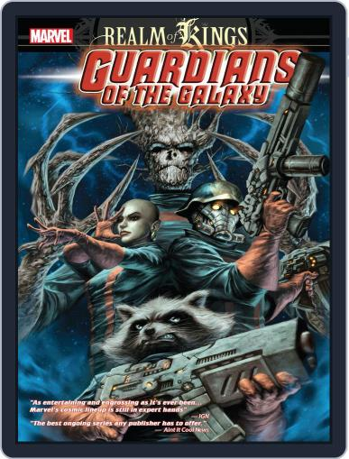 Guardians of the Galaxy (2008-2010) (Digital) November 21st, 2013 Issue Cover