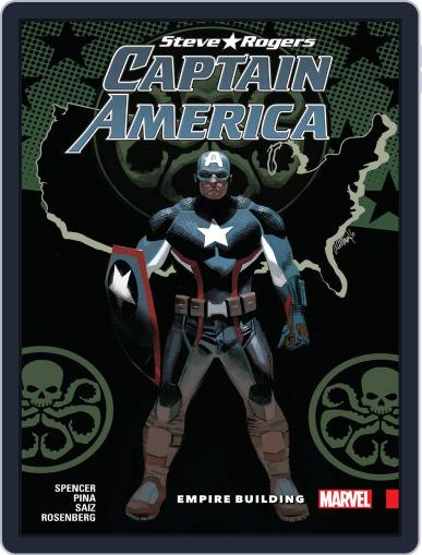 Captain America: Steve Rogers (2016-2017) (Digital) August 2nd, 2017 Issue Cover