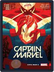 Captain Marvel (2016) (Digital) Subscription February 1st, 2017 Issue